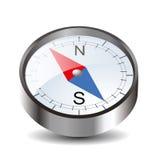 Ícone do compasso Imagem de Stock
