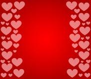 Ícone do coração do Valentim ilustração stock