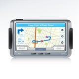 Ícone do dispositivo do GPS Imagem de Stock