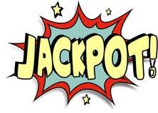 Ícone do jackpot ilustração do vetor