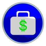 Ícone do negócio Fotos de Stock Royalty Free