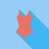 Ícone do roupa de banho Imagens de Stock