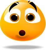Ícone do smiley Fotos de Stock