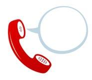 Ícone do telefone. Imagem de Stock