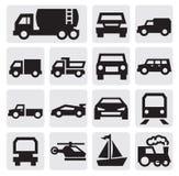 Ícone do transporte ilustração do vetor