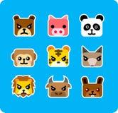 Ícone dos animais Fotografia de Stock Royalty Free