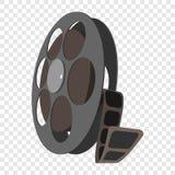Ícone dos desenhos animados do videotape Fotografia de Stock