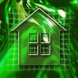 Ícone Home Imagens de Stock