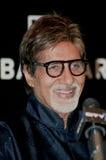 Ícone indiano Amitabh Bachchan da película imagem de stock