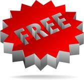 Ícone livre do comércio electrónico Fotografia de Stock Royalty Free