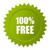 ícone livre do vetor 100 Fotos de Stock Royalty Free