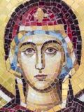 Ícone ortodoxo do mosaico Foto de Stock