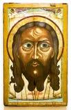 Ícone ortodoxo do russo antigo O Vernicle por Euphemius mestre, Fotografia de Stock Royalty Free