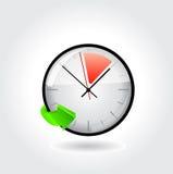 Ícone rápido da entrega Vetor Imagens de Stock
