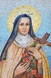 Ícone religioso Imagens de Stock