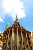 Ícone religioso do pagode foto de stock