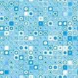 Ícone sem emenda da textura do teste padrão da telha Imagens de Stock Royalty Free