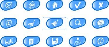 Ícones Fotos de Stock