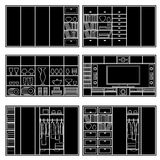 Ícones ajustados da mobília Fotos de Stock