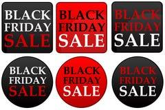 Ícones das vendas ilustração stock