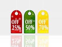 Ícones das vendas Imagem de Stock Royalty Free
