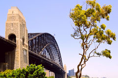 Ícones de Sydney Fotografia de Stock Royalty Free