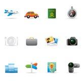 Ícones do Web - curso Fotos de Stock