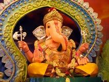 Ídolo bonito de Ganesha Foto de Stock Royalty Free