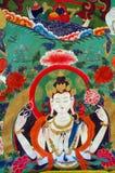 Ídolo chino imagen de archivo