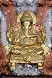 Ídolo da argila do senhor Ganesha Fotografia de Stock Royalty Free