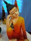 Ídolo da Buda fotografia de stock royalty free