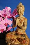 Ídolo de Buddha Imagens de Stock Royalty Free