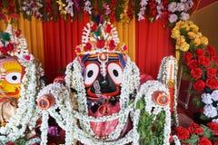 Ídolo de dios hindú, la India foto de archivo libre de regalías