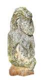 Ídolo de piedra antiguo Imagen de archivo