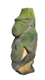 Ídolo de piedra antiguo Foto de archivo