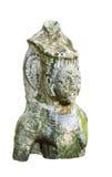 Ídolo de piedra antiguo Fotografía de archivo