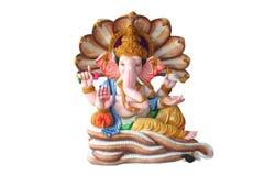 Ídolo hindú de Ganesha de dios Imagenes de archivo