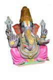 Ídolo hindú de Ganesha de dios Imagen de archivo libre de regalías