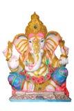 Ídolo hindú de Ganesha de dios Fotos de archivo