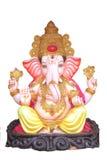 Ídolo hindú de Ganesha de dios Fotos de archivo libres de regalías