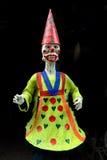 Ídolo indiano da argila Fotografia de Stock Royalty Free