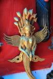 Ídolos antigos em Ladakh fotos de stock royalty free