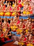 Ídolos de Ganesh Imágenes de archivo libres de regalías