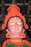 Ídolos de la diosa Durga-1 Fotografía de archivo libre de regalías