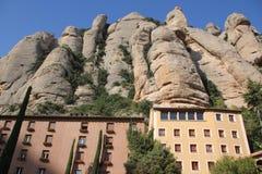 Ídolos de las montañas Fotos de archivo libres de regalías
