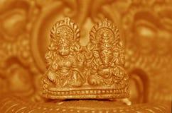 Ídolos hindúes de dios Imagen de archivo libre de regalías