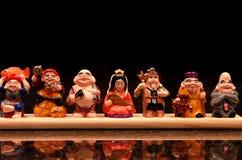 Ídolos japoneses Imagem de Stock Royalty Free