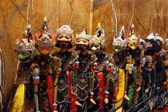 Ídolos tradicionais indonésios Imagem de Stock