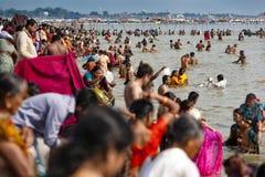 Índia - Allahabad imagem de stock royalty free