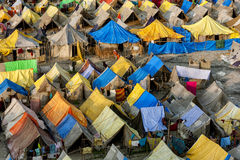 Índia - Allahabad fotos de stock royalty free